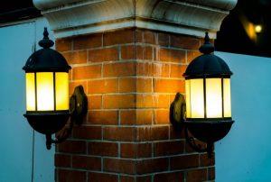 udendoers lamper til terassen